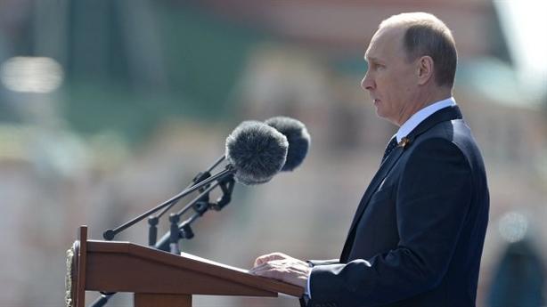 Ông Putin lo lắng nhất điều gì năm 2020?