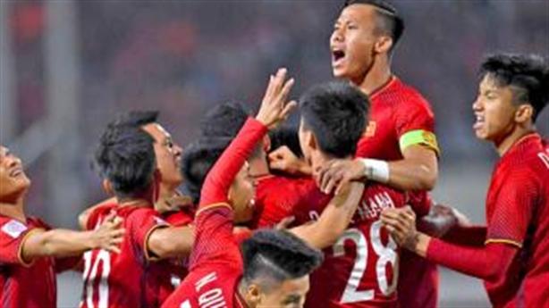 Báo Indonesia, Thái Lan thừa nhận bóng đá Việt Nam thống trị