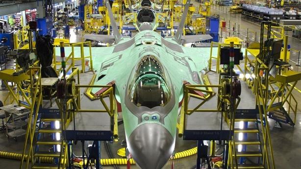 Nhật ngừng lắp ráp F-35 vì không được cung cấp linh kiện?