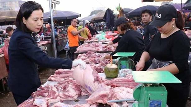 Nóng công tác kiểm tra an toàn thực phẩm đón Tết