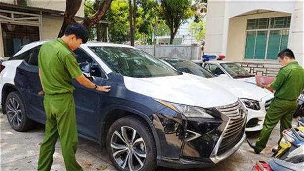 Hé lộ đường dây phù phép xe sang sau vụ trộm xe