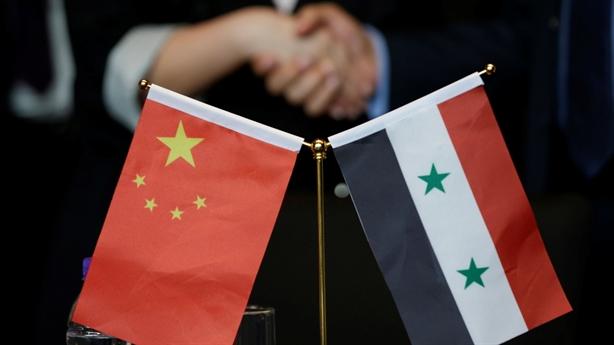 Trung Quốc chớp thời cơ tái thiết Syria