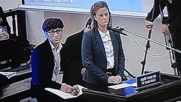 Xử vụ AVG: Vợ ông Phạm Nhật Vũ tiết lộ bất ngờ