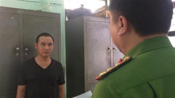 Giang hồ 'Tý Bờm' đánh phụ nữ, đòi tiền bảo kê