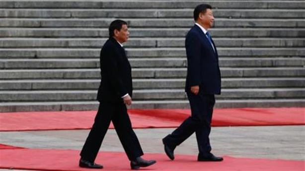 Trung Quốc bất ngờ trúng thầu khủng ở Philippines