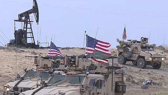 Mỹ trở lại 13 căn cứ, quyết vét sạch dầu mỏ Syria