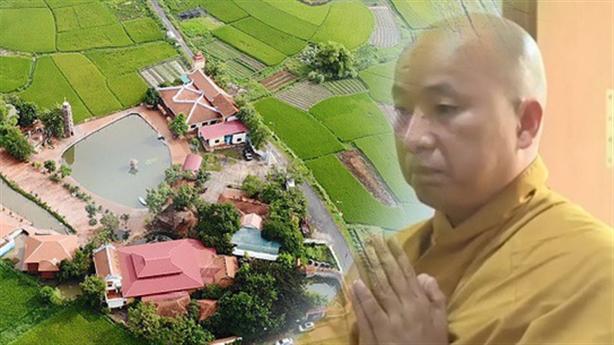 Trào lưu xây chùa, một số sư thầy biến chất: Vì đâu?