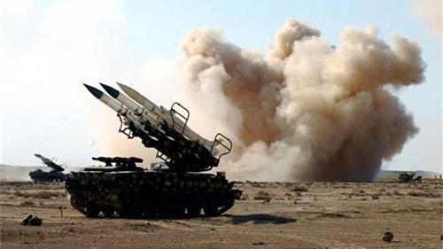 Israel đếm số lần phá hủy phòng không Syria