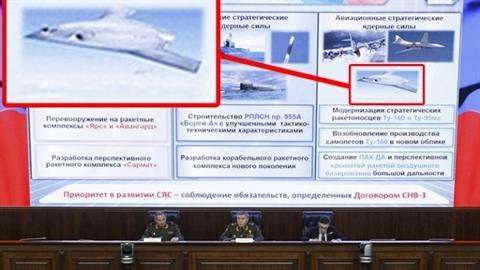 PAK DA sẽ gây sốc vì giống... X-47B của Mỹ?