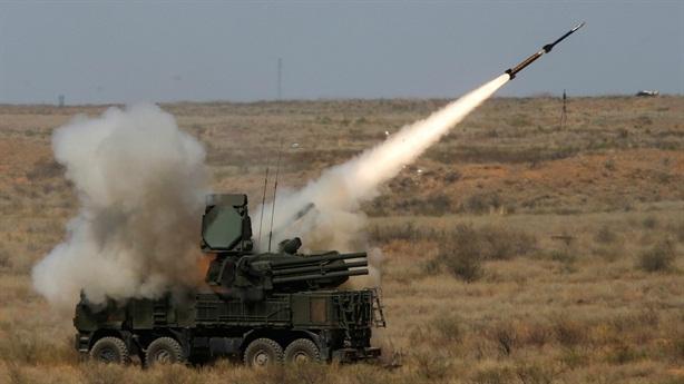 Israel cáo buộc Nga tấn công UAV