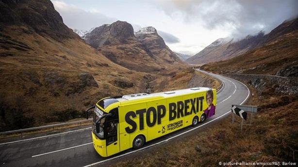 Sau Brexit sẽ là Scotland rời Anh: Ngáo ộp Nga làm gì?