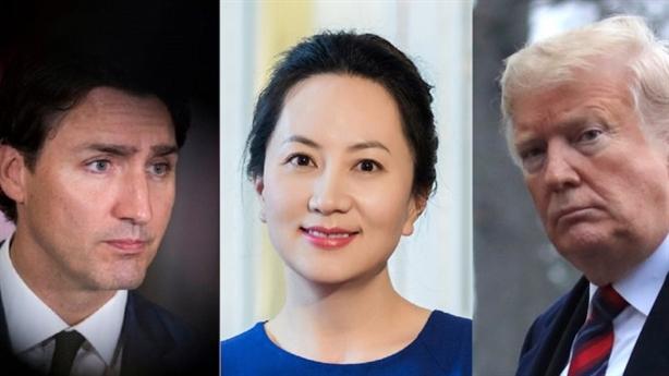 Canada dùng Mạnh Vãn Châu làm con tin thỏa thuận Mỹ-Trung