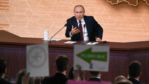 Kết liễu thế giới đơn cực, Putin ép Mỹ đổi cuộc chơi
