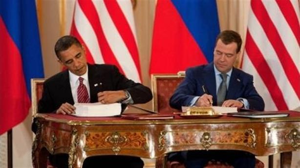 Mỹ run tay xé bỏ New START với Nga