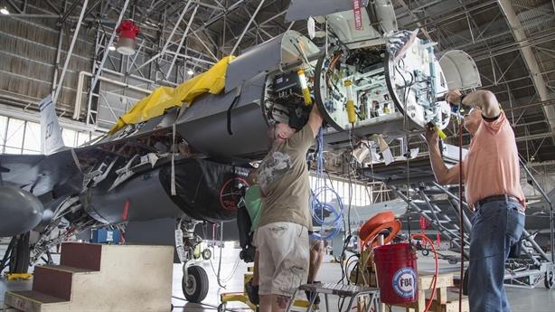 Trang bị radar thế hệ 5, tiêm kích F-16 vượt xa Su-35?