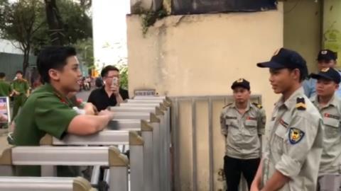 Vụ ông Nguyễn Chấn:Bảo vệ Cty Sao Sáng không phối hợp-điều tra?