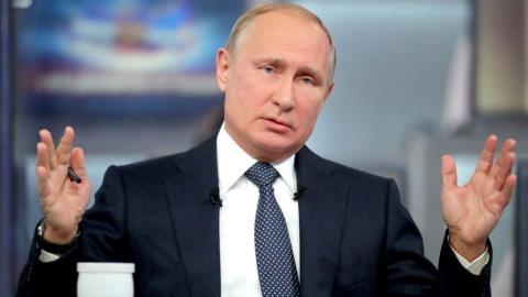 Kịch bản ông Putin làm Tổng thống Nga vĩnh viễn