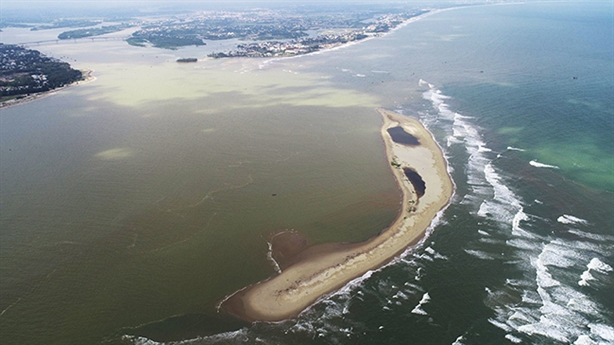Đề nghị giữ nguyên hiện trạng cồn cát trên biển Cửa Đại