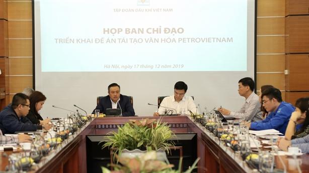 Triển khai đề án văn hoá PVN năm 2020