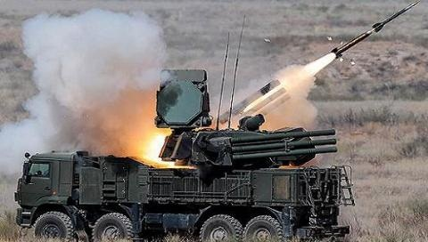 Lộ vũ khí Syria chặn tên lửa Israel