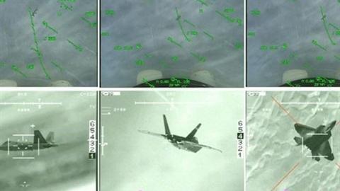Công bố chiến thắng của Su-57 trước F-35 tại Syria
