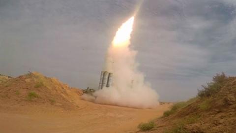 Máy bay Israel bị bắn hạ, 'tác giả' là S-300 Syria?