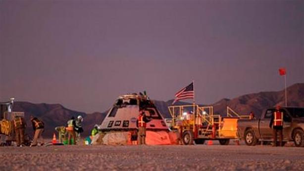 NASA ca ngợi tàu vũ trụ Boeing dù thất bại