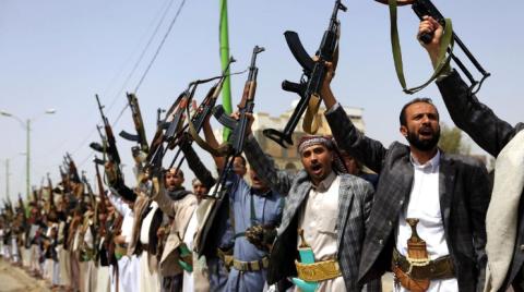 Nóng: Iran công khai hợp tác quân sự với Houthis