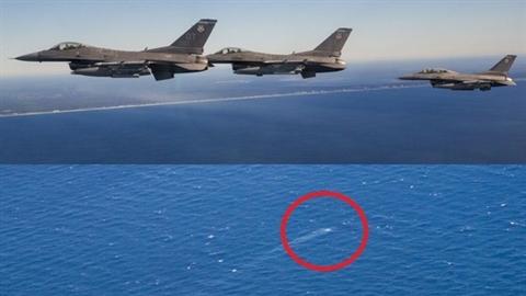 Nga chế giễu F-16 Mỹ bắn hạ UAV cự ly siêu gần
