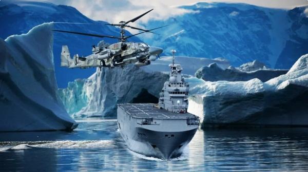 Nga tiếp tục tăng cường kiểm soát Bắc Cực