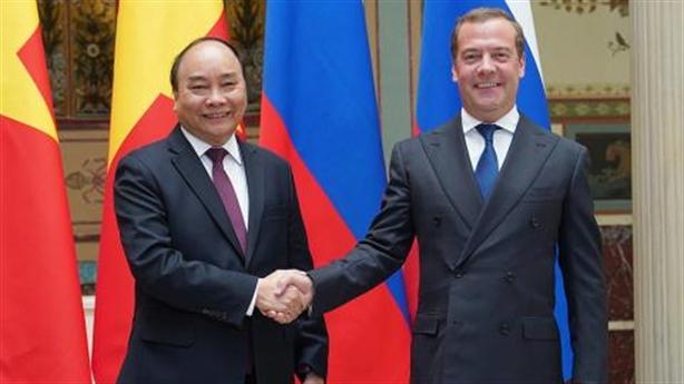 Nga ủng hộ doanh nghiệp dầu khí hợp tác tại Việt Nam
