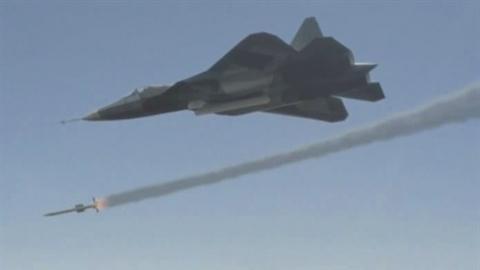 Nga tiết lộ nhiệm vụ chiến đấu của Su-57 tại Syria