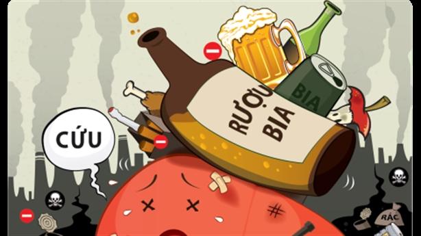 Phòng, chống tác hại rượu bia hiệu quả: VN nên làm gì?