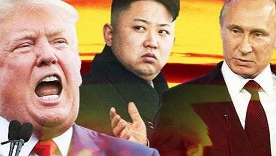Người Đức coi Trump nguy hiểm hơn cả Putin và Kim Jong-un