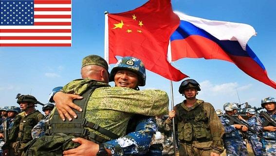 Mỹ rút quân khỏi châu phi, tập trung đối phó Nga-Trung
