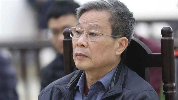 Ông Nguyễn Bắc Son được hưởng khoan hồng, nhận án chung thân