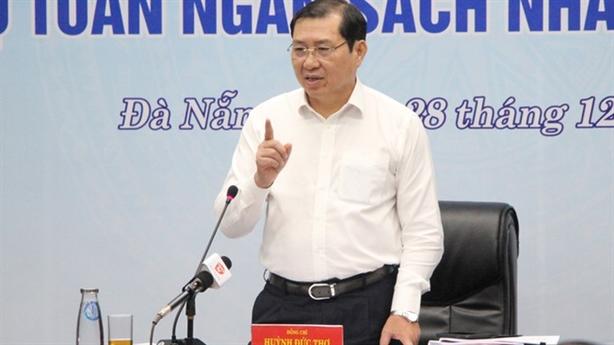 Chủ tịch Đà Nẵng:Cần phần mềm rà lỗi chính tả cán bộ
