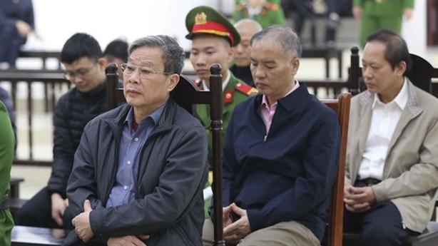 Trước giờ tuyên án, ông Bắc Son nộp lại 3 triệu USD