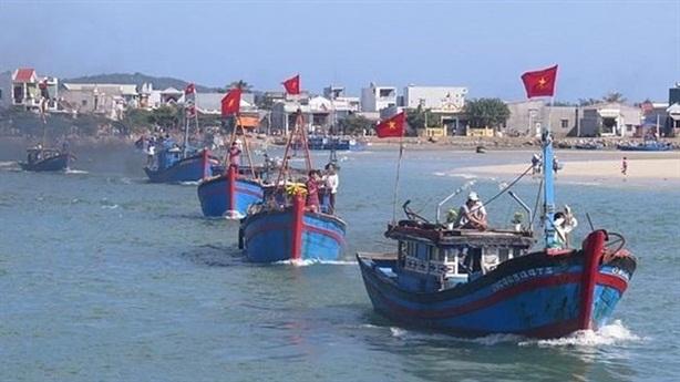 Việt-Trung đàm phán về vùng biển ngoài cửa Vịnh Bắc Bộ