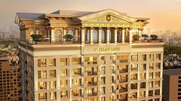 Vì sao nhiều hạng mục tại D'. Palais Louis bị đập bỏ?