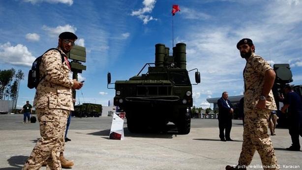 Chuyên gia Nga chỉ toan tính của Thổ với S-400 và Patriot
