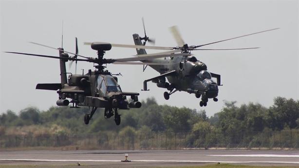 Mỹ đổ tiền giúp Apache mạnh hơn Mi-35M