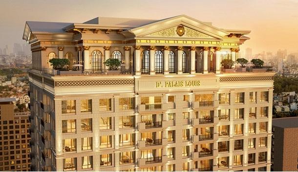D'. Palais Louis-Biểu tượng quyền lực, khơi nguồn cảm hứng từ Pháp