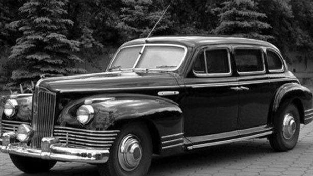 Siêu xe 3 triệu USD của ông Stalin bị đánh cắp