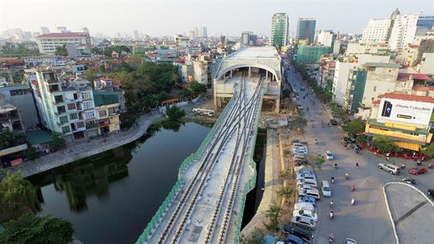 Sớm đưa dự án đường sắt Cát Linh-Hà Đông vào sử dụng
