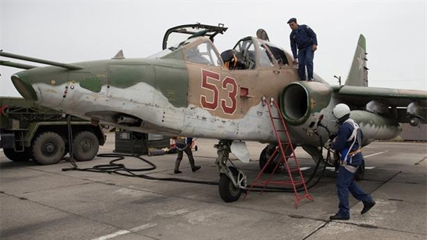 Su-25SM3 được trọng dụng sau màn thực chiến đỉnh cao tại Syria