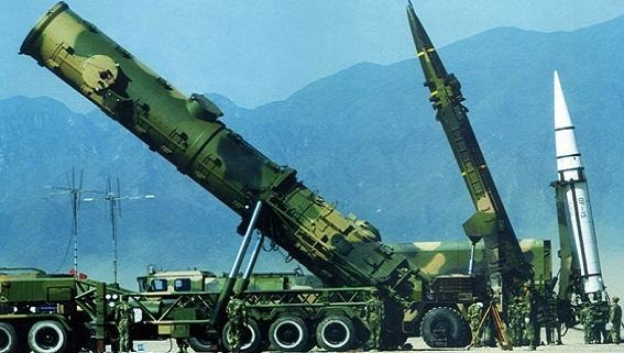 Trung-Mỹ đấu tên lửa, châu Á-Thái Bình Dương thành điểm nóng