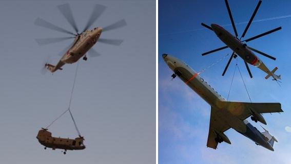 Mi-26T2V: Siêu trực thăng vận tải số 1 thế giới