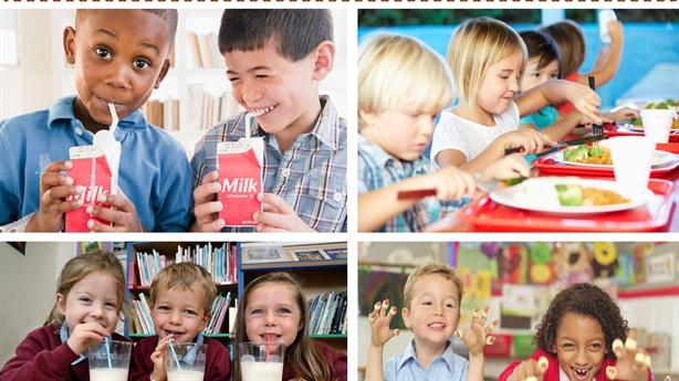 Sữa học đường hiểu sao cho đúng?