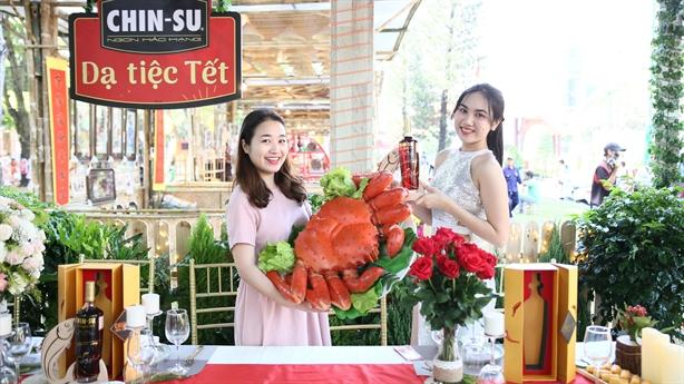 CHIN-SU đồng hành cùng ngày hội Tết Việt 2020